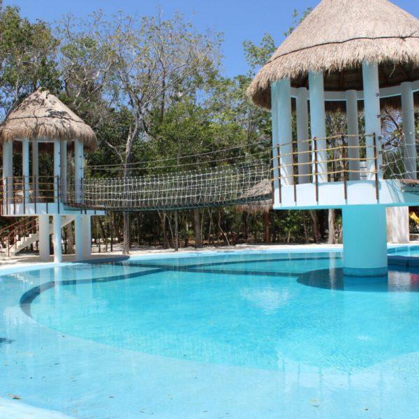 Puerto Morelos Swimming Pool