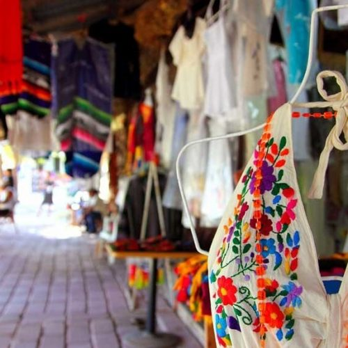 Puerto Morelos Shopping